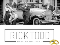 Rick Todd Wedding Officiant