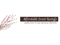 Affordable Event Rentals